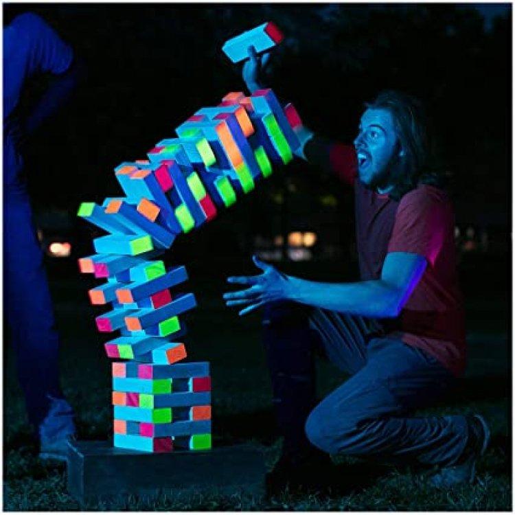 LED Giant Jenga