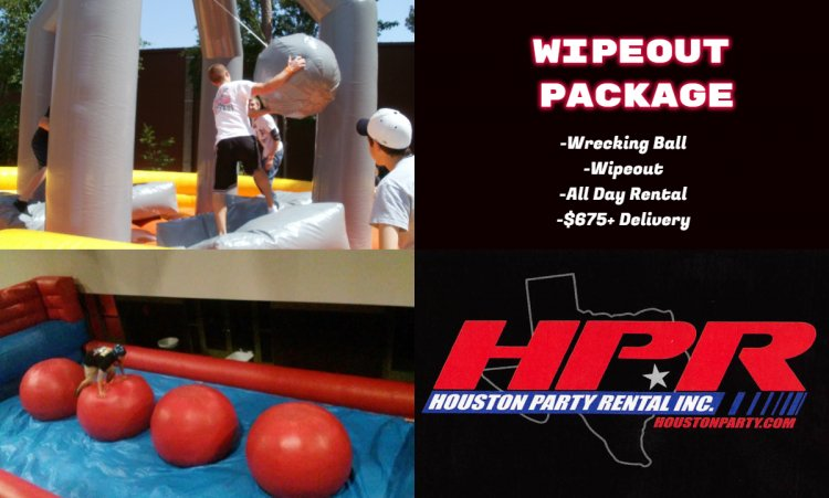 Wipeout Package