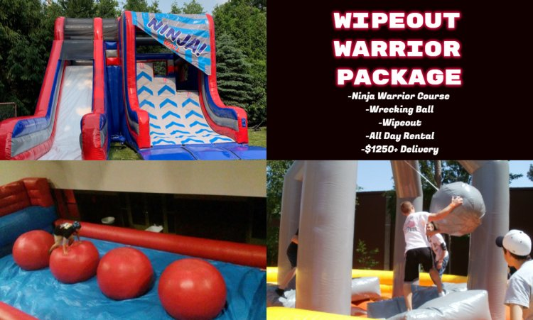 Wipeout Warrior Package
