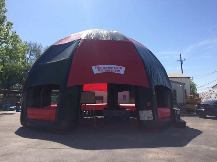 Inflatable Game Tent